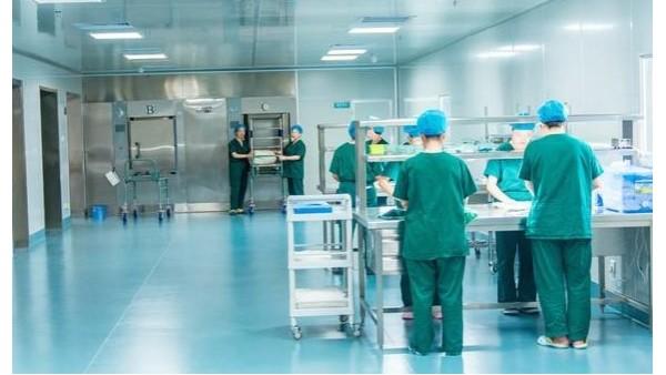聚合氯化铝用于医院处理废水
