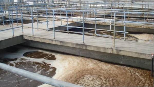 江河氨氮去除剂-制药厂废水除氨氮案例