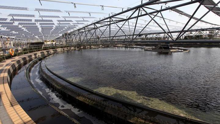 使用阳离子聚丙烯酰胺可有效降低工业污水COD