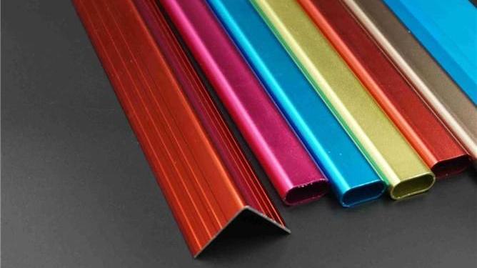 涨知识!铝合金型材阳极氧化着色与染色细节区别