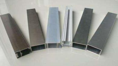 铝型材阳极氧化产品会产生流痕的解决方案