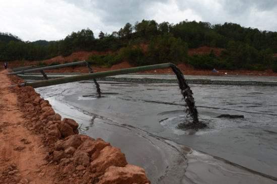 选矿污水处理