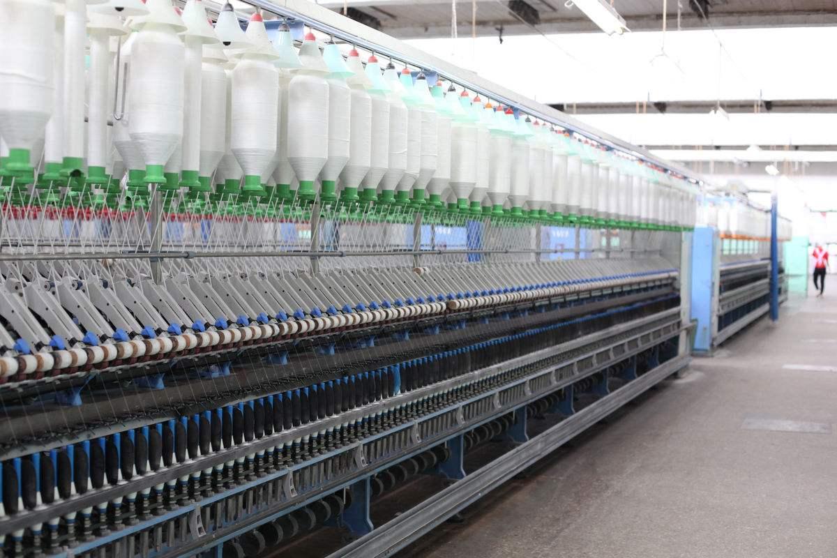 污水处理化工厂