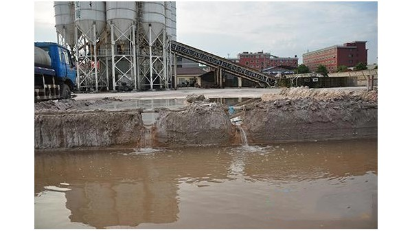 聚丙烯酰胺厂家教您混凝土搅拌站砂石污水处理该怎么做