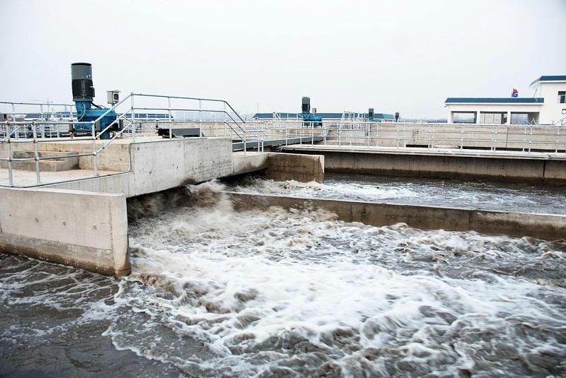 江河造纸废水处理